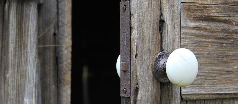 Open old barn door: Is your password secure and are you storing it safely?