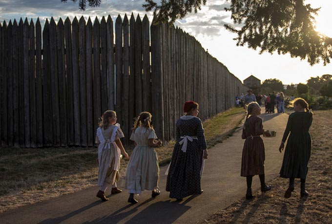 Friends of Fort Vancouver